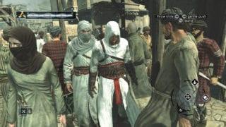 Assassins Creed Altaïr Social Stealth