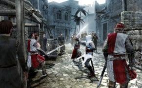 Assassins Creed Altaïr Angriff