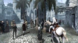 Assassins Creed Altaïr Pferd reiten