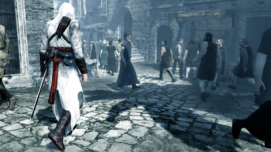 Assassins Creed Altaïr Menge