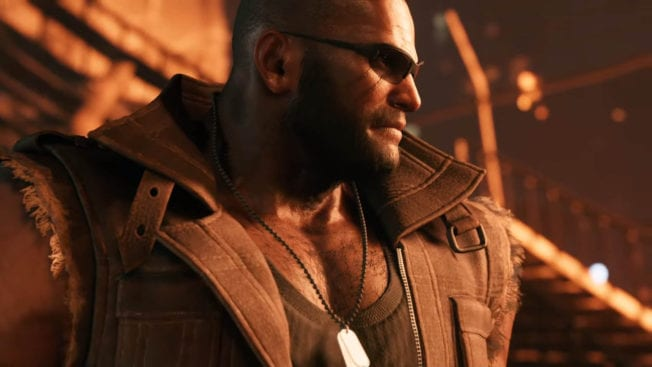 Barret Final Fantasy 7 Remake