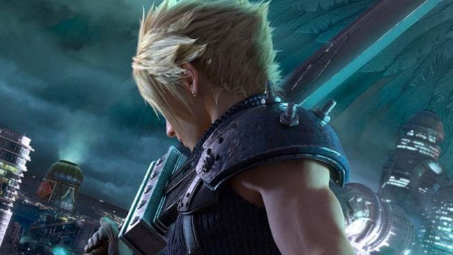 Bilder Final Fantasy 7 Remake Cloud