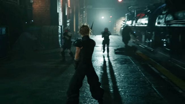 Intro Final Fantasy 7 Remake