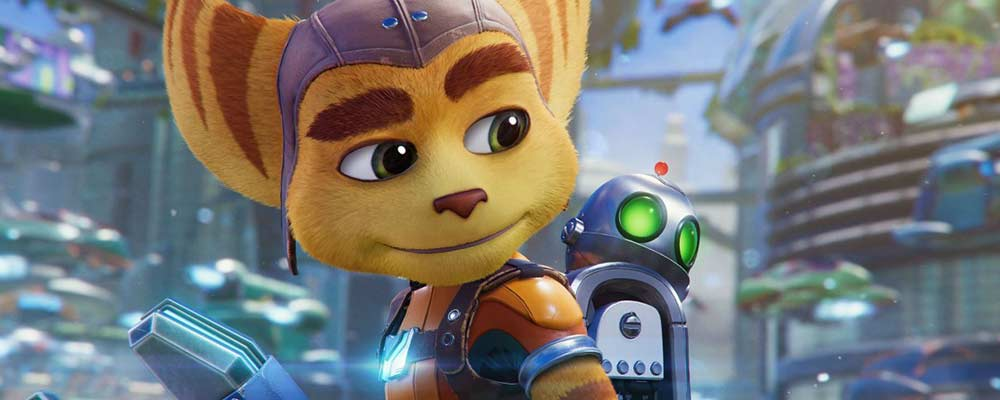 Ratchet and Clank Rift Apart-Banner