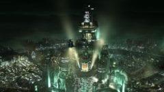 Shinra Tower Final Fantasy 7 Remake