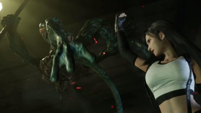 Tifa Skills Final Fantasy 7 Remake