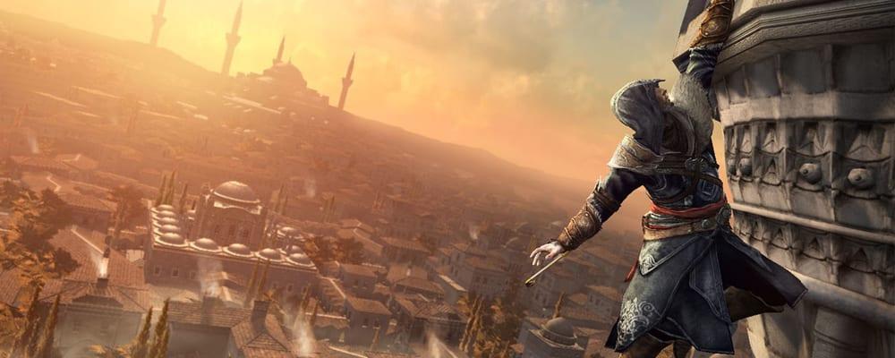Assassin's Creed Revelations Teaser