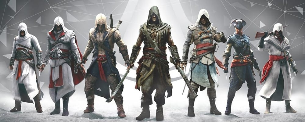 Assassins Creed Teaser