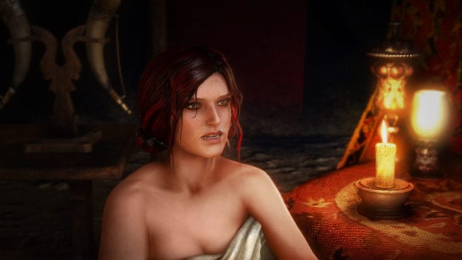 The Witcher 2: Assassins of Kings Triss