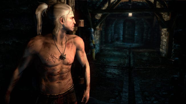 The Witcher 2: Assassins of Kings Geralt