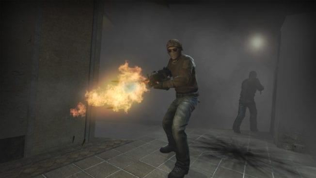 CS:GO Schuss