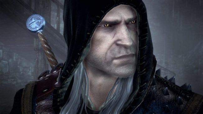 The Witcher 2: Assassins of Kings Geralt Kapuze