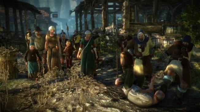 The Witcher 2: Assassins of Kings Flotsam