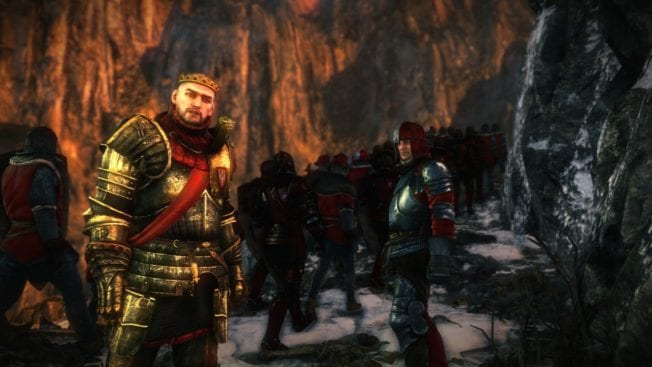 The Witcher 2: Assassins of Kings Radovid