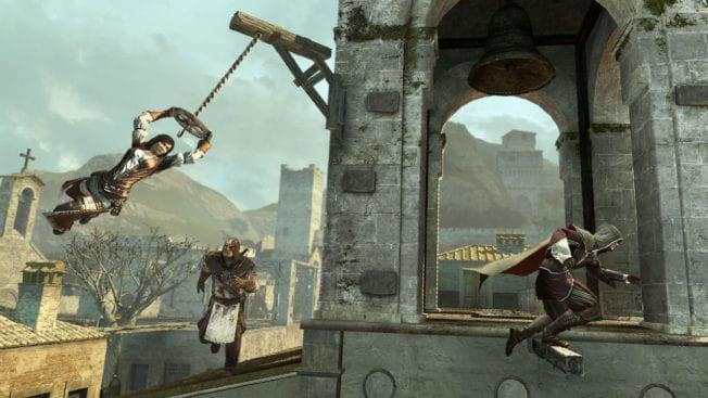Assassin's Creed Brotherhood Unterstützung