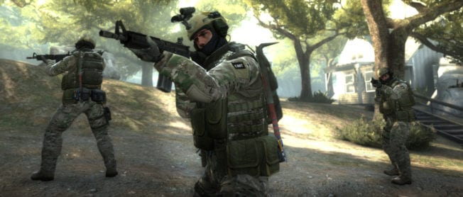 CS:GO Antiterrorist