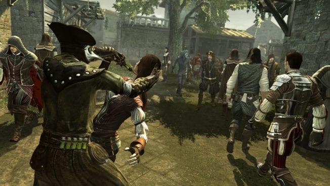 Assassin's Creed Brotherhood Kampf