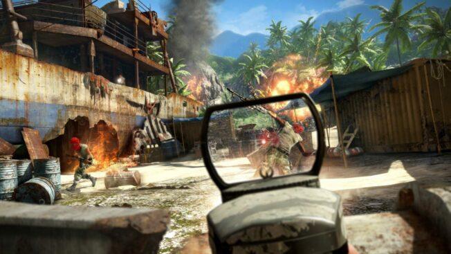 Far Cry 3 Scope