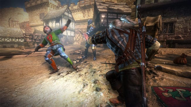 The Witcher 2: Assassins of Kings Aard