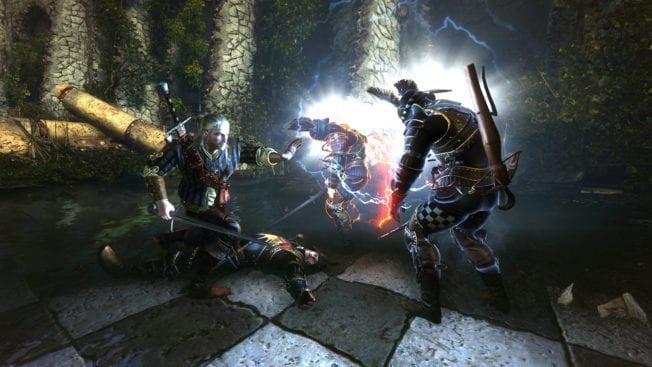 The Witcher 2: Assassins of Kings Zeichen