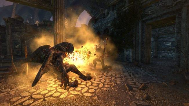 The Witcher 2: Assassins of Kings Gargoyle