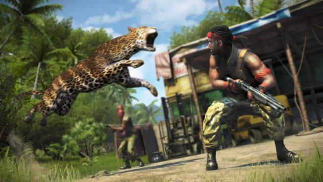 Far Cry 3 Puma