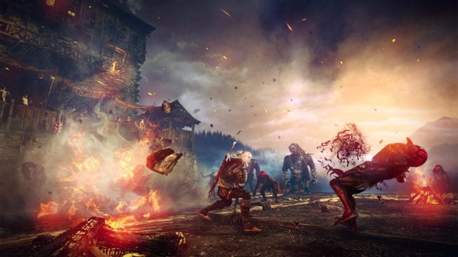 The Witcher 2: Assassins of Kings Blut