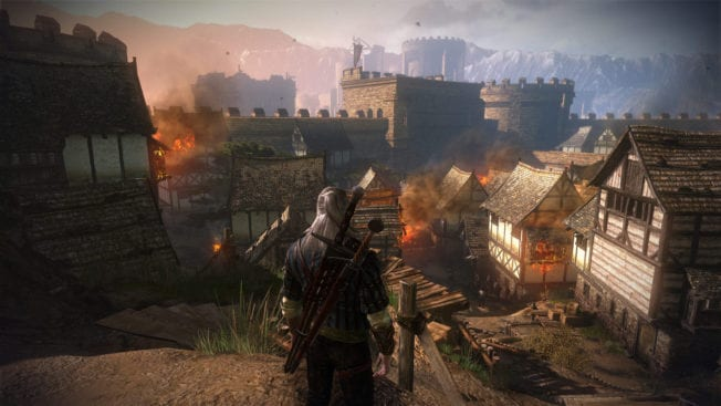 The Witcher 2: Assassins of Kings Stadt