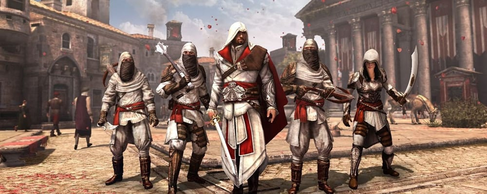 Assassin's Creed Brotherhood Teaser