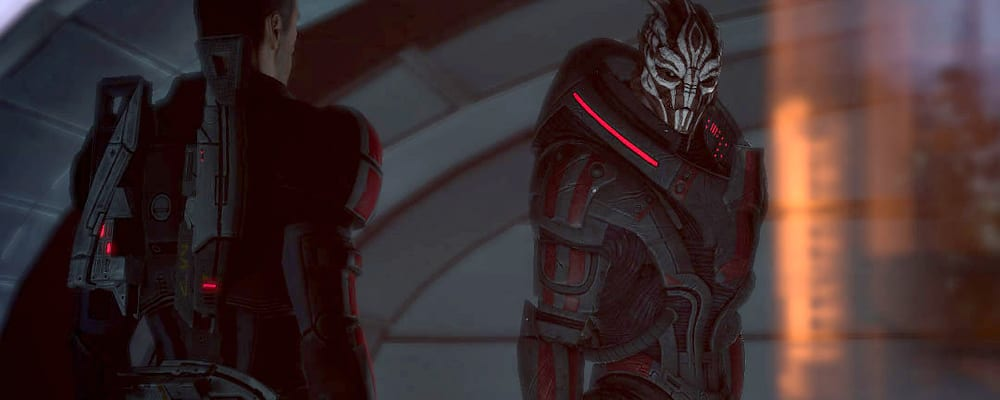 Mass Effect 1 Teaser