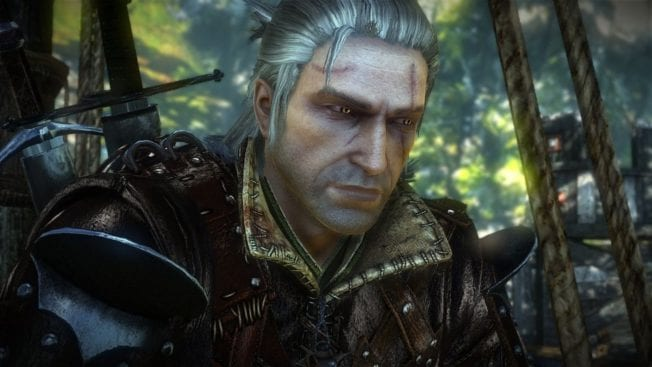 The Witcher 2: Assassins of Kings Geralt von Riva