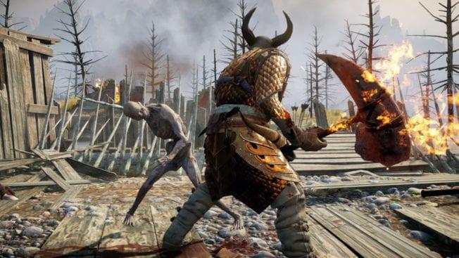 Dragon Age Inquisition Kampfsystem Qunari