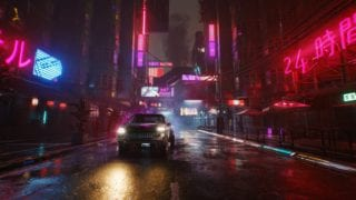 Cyberpunk 2077 Spielwelt