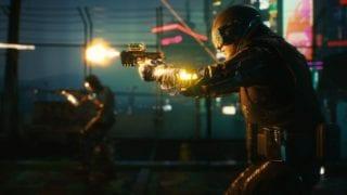 Cyberpunk 2077 Kampf