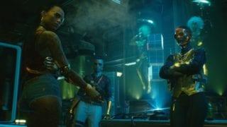 Cyberpunk 2077 Gespräche