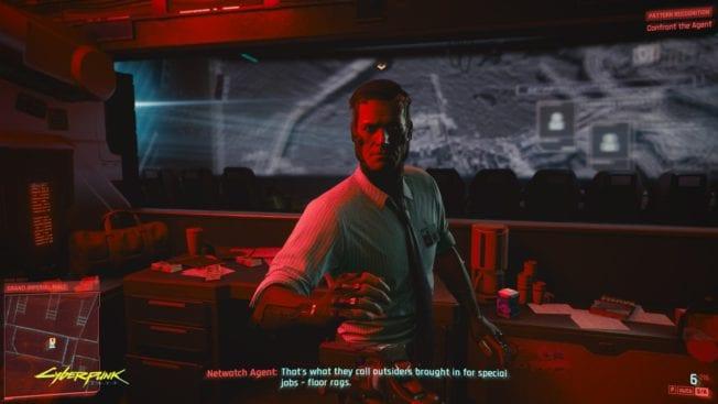 Cyberpunk 2077 Treffen