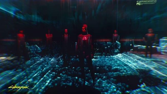 Cyberpunk 2077 Virtuell