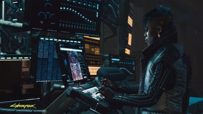 Cyberpunk 2077 Computer
