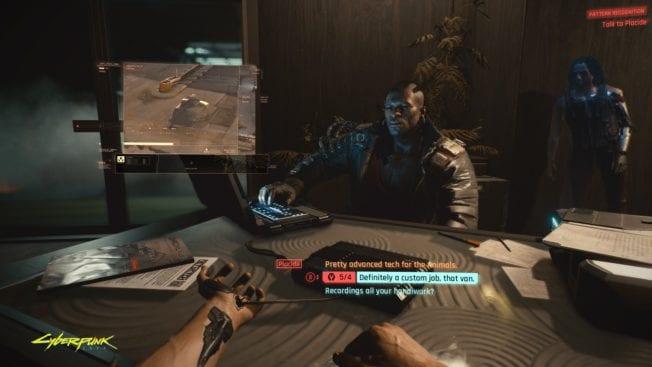 Cyberpunk 2077 Handel