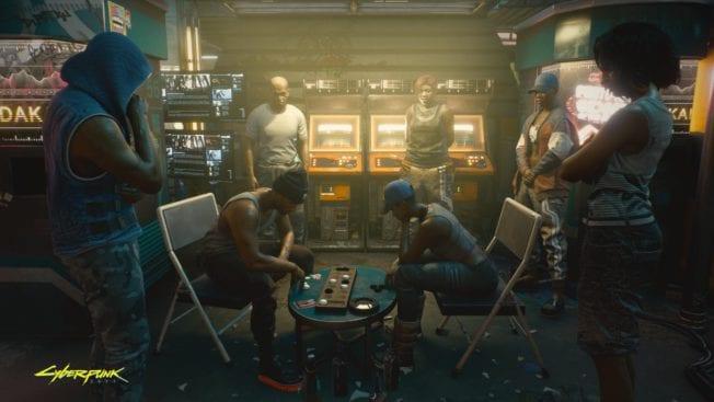 Cyberpunk 2077 Spielen
