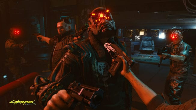 Cyberpunk 2077 Patt