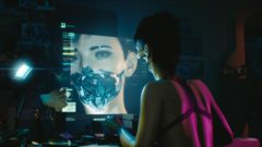 Cyberpunk 2077 Schönheit