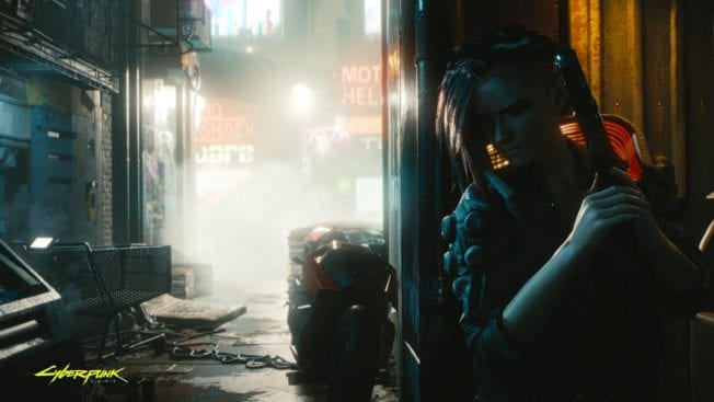 Cyberpunk 2077 Weibliche V