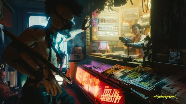 Cyberpunk 2077 Shop