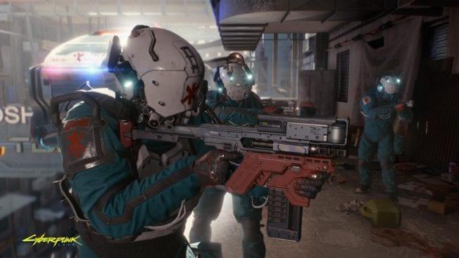 Cyberpunk 2077 Einheit