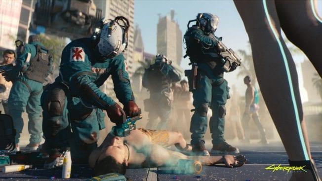 Cyberpunk 2077 Reanimation