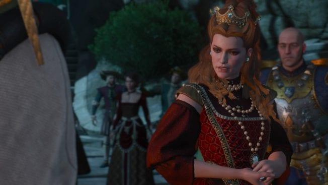 The Witcher 3: Blood and Wine Anarietta