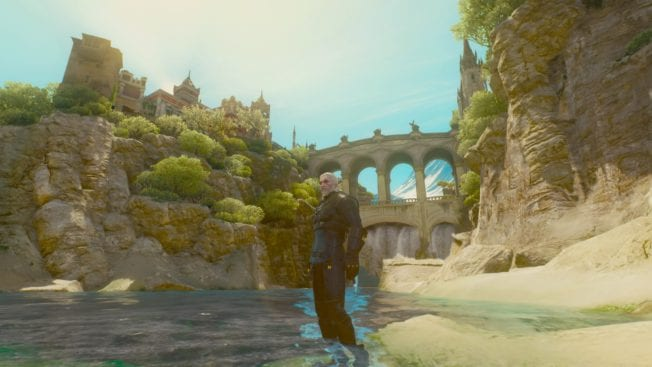 The Witcher 3: Blood and Wine Touissant