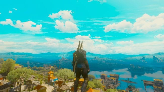 The Witcher 3: Blood and Wine Aussicht