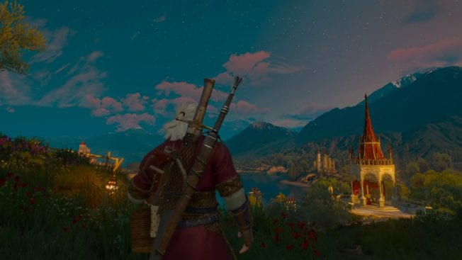 The Witcher 3: Blood and Wine Beauclair